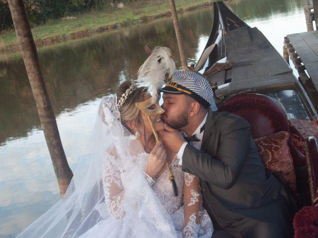 O casamento de Carolina e Luiz