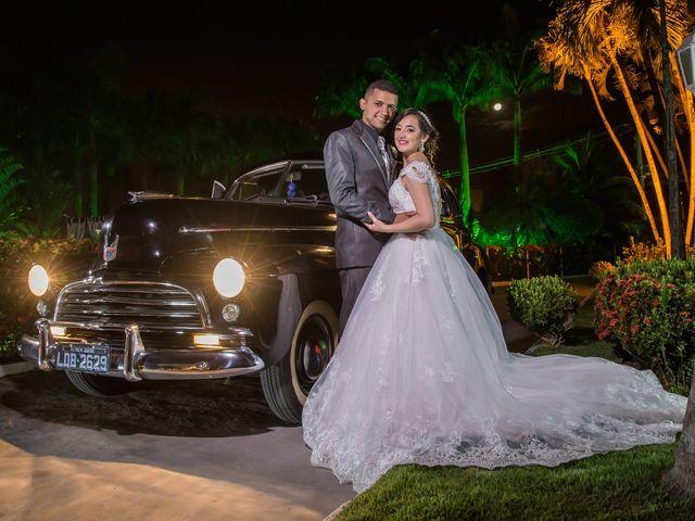 O casamento de Jhonatan e Andreza em Rio de Janeiro, Rio de Janeiro 1