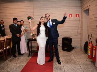 O casamento de Késia  e Tarcísio  1