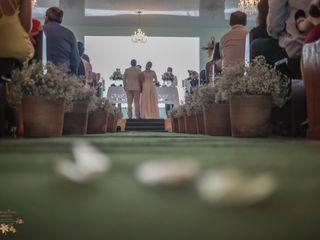 O casamento de Erica e Daniel