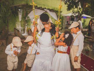 O casamento de Cinthia e André 3