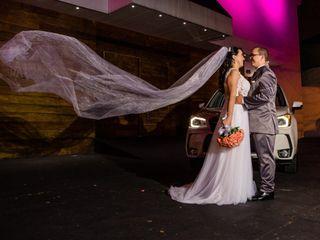 O casamento de Grazielle e Ramon