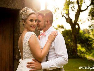 O casamento de Júlia  e Anderson