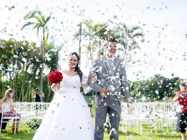 O casamento de Thaina e Bruno
