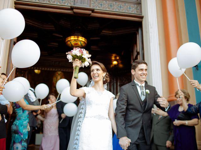 O casamento de Marcieli e Guilherme