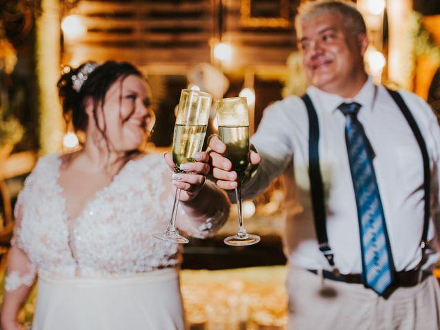 O casamento de Luciana e Daniel