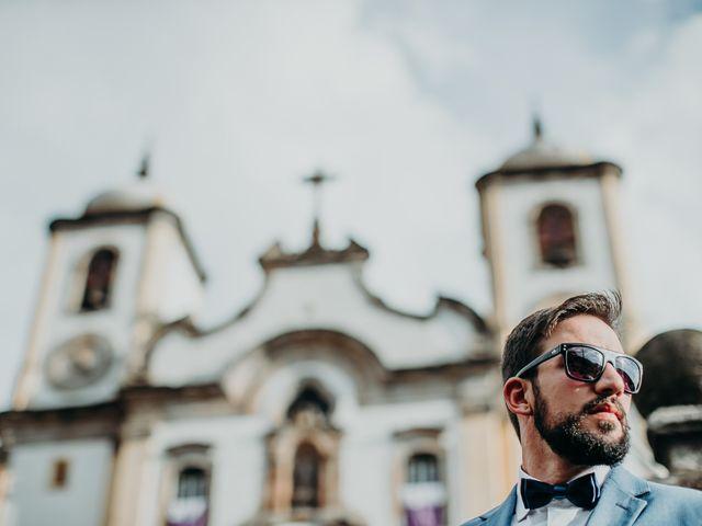 O casamento de Evandro e Sabrina em Ouro Preto, Minas Gerais 27