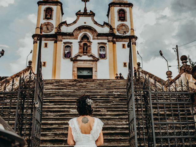 O casamento de Evandro e Sabrina em Ouro Preto, Minas Gerais 41