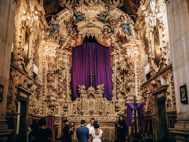 O casamento de Evandro e Sabrina em Ouro Preto, Minas Gerais 46