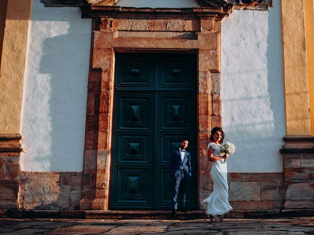 O casamento de Evandro e Sabrina em Ouro Preto, Minas Gerais 75