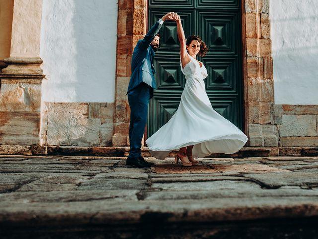 O casamento de Evandro e Sabrina em Ouro Preto, Minas Gerais 76