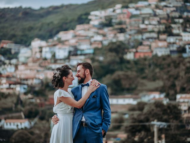 O casamento de Evandro e Sabrina em Ouro Preto, Minas Gerais 85