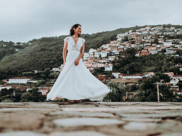 O casamento de Evandro e Sabrina em Ouro Preto, Minas Gerais 86
