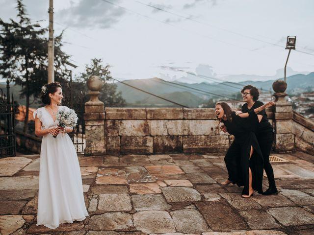 O casamento de Evandro e Sabrina em Ouro Preto, Minas Gerais 97