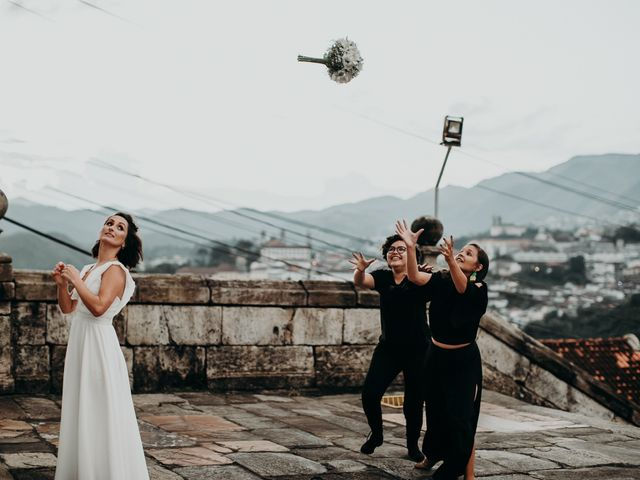 O casamento de Evandro e Sabrina em Ouro Preto, Minas Gerais 98