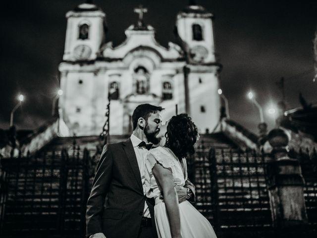 O casamento de Evandro e Sabrina em Ouro Preto, Minas Gerais 103