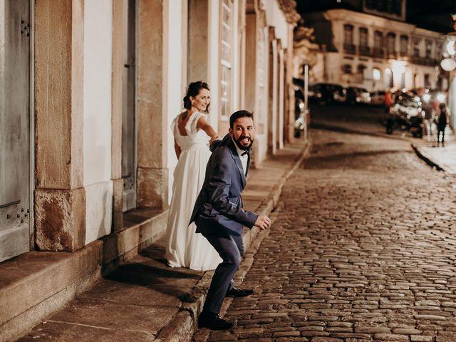 O casamento de Evandro e Sabrina em Ouro Preto, Minas Gerais 104