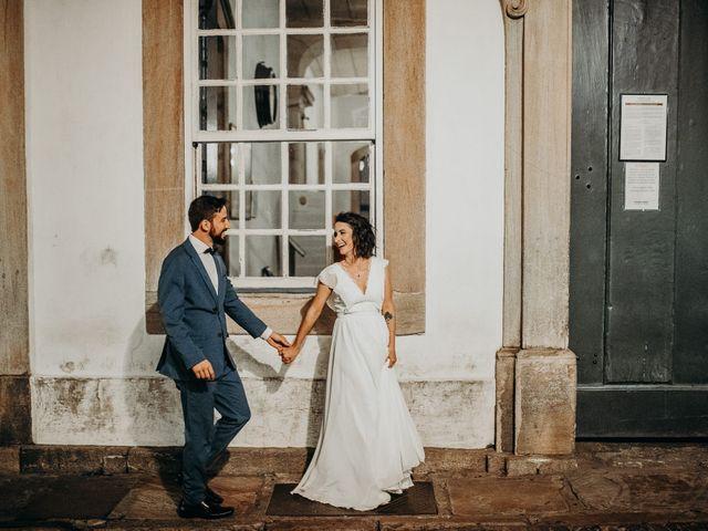 O casamento de Evandro e Sabrina em Ouro Preto, Minas Gerais 105