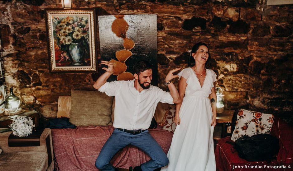 O casamento de Evandro e Sabrina em Ouro Preto, Minas Gerais