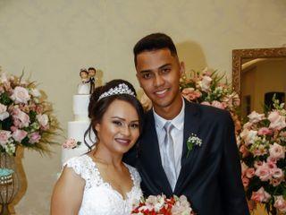 O casamento de Victor e Francinete 2
