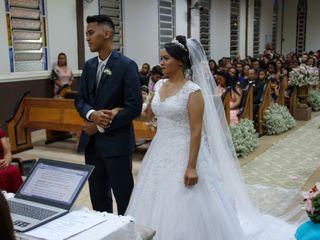 O casamento de Victor e Francinete