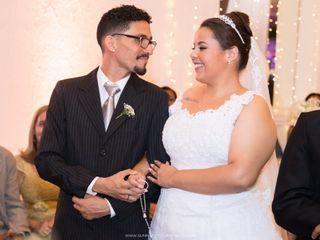 O casamento de Andressa  e Westinghouse 1