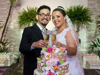 O casamento de Andressa  e Westinghouse 2