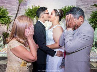 O casamento de Andressa  e Westinghouse