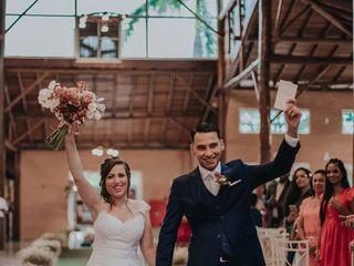 O casamento de Aline e Igor 1