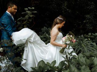 O casamento de Susan e Diego