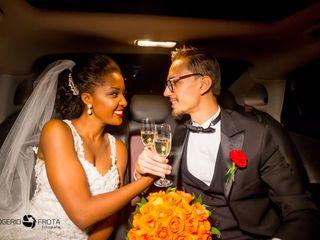 O casamento de Vanessa Sampaio e Henrique Krausburg