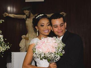 O casamento de Danielle  e Renato 3