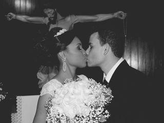 O casamento de Danielle  e Renato