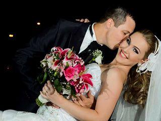 O casamento de Cricia e Jhuan