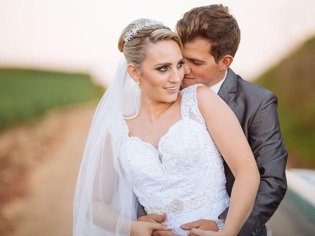 O casamento de Lais e Henrique