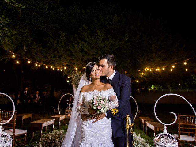 O casamento de Kellen e Danilo