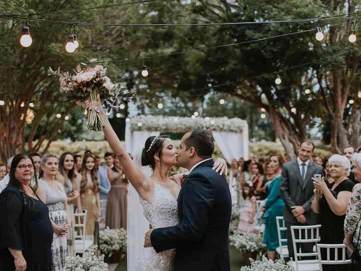 O casamento de Gabriela e Tiago