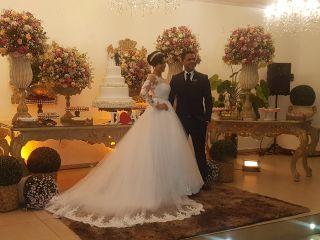 O casamento de Dayane e Adonias