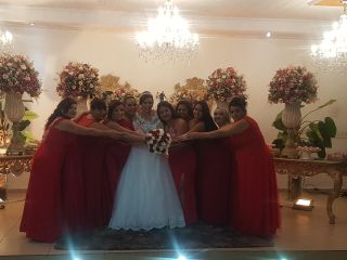 O casamento de Dayane e Adonias  3
