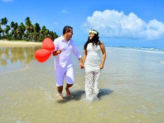 O casamento de Giliane e Roberto 1