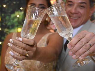 O casamento de Karlla e Ricardo