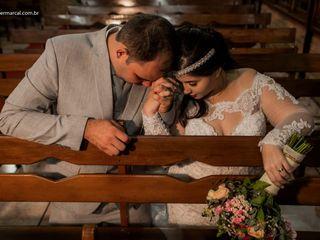 O casamento de Rebeca e Kairo