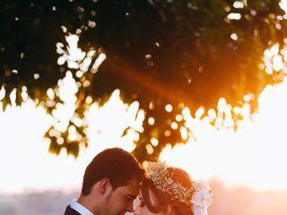 O casamento de Luiza e Willian