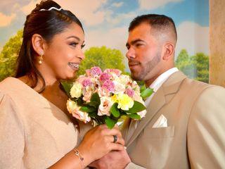 O casamento de Adailsa e Paulo