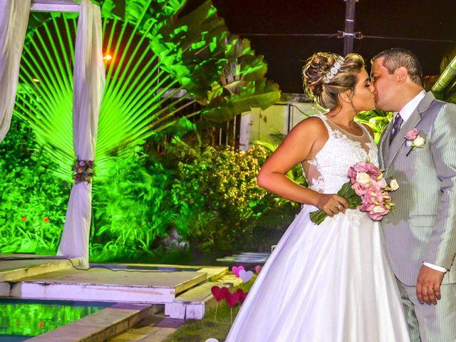 O casamento de Giliane e Roberto