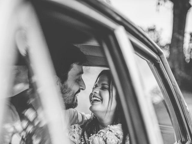 O casamento de Marina e Luciano