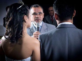 O casamento de Ariane e Fabio
