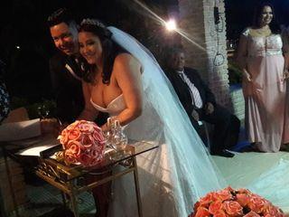 O casamento de Nyna e Magnus