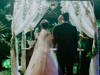O casamento de Beatriz da Silva e Matheus da Silva  1