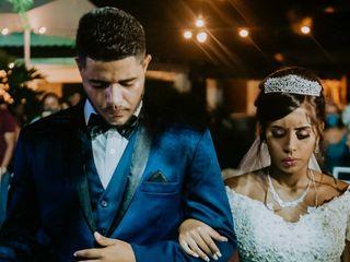 O casamento de Beatriz da Silva e Matheus da Silva  3